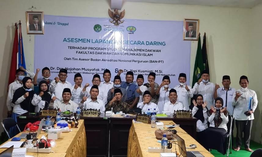 Prodi MD IAI Syarifuddin Lumajang Akreditasi Menuju Unggul