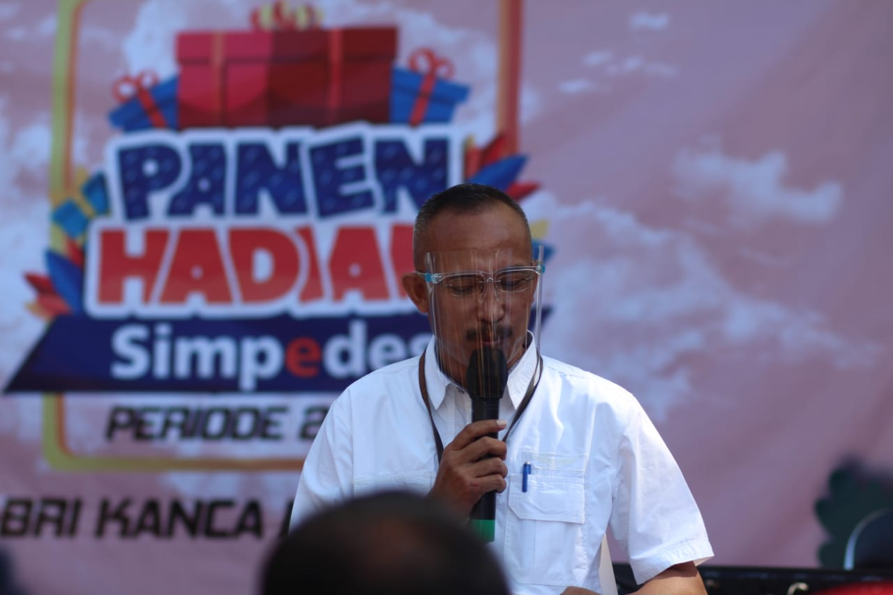 Bung Lary Pegawai Bank BRI Lumajang Jago Nge-MC