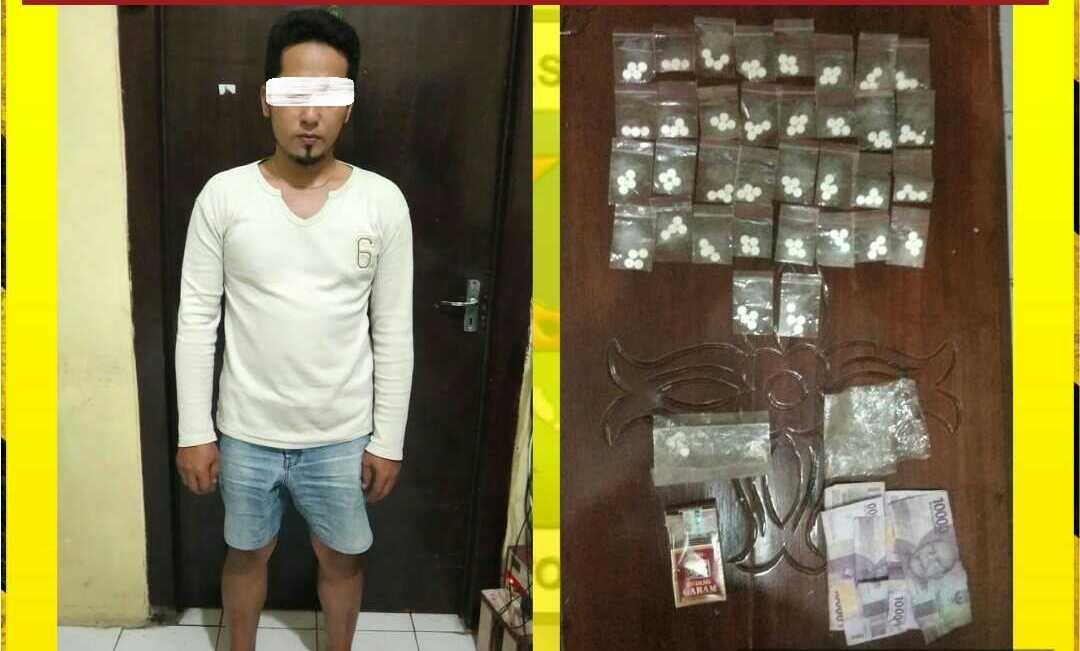 Tim Kuro Lumajang Bekuk Pengedar Pil Setan Rojopolo