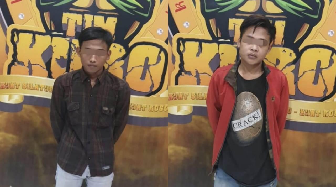2 Perampas HP Asal Kunir Lor Lumajang Berhasil Ditangkap Polisi