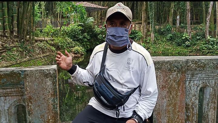 Sumber Mata Air Hutan Bambu Sumbermujur Airi Pertanian 5 Desa