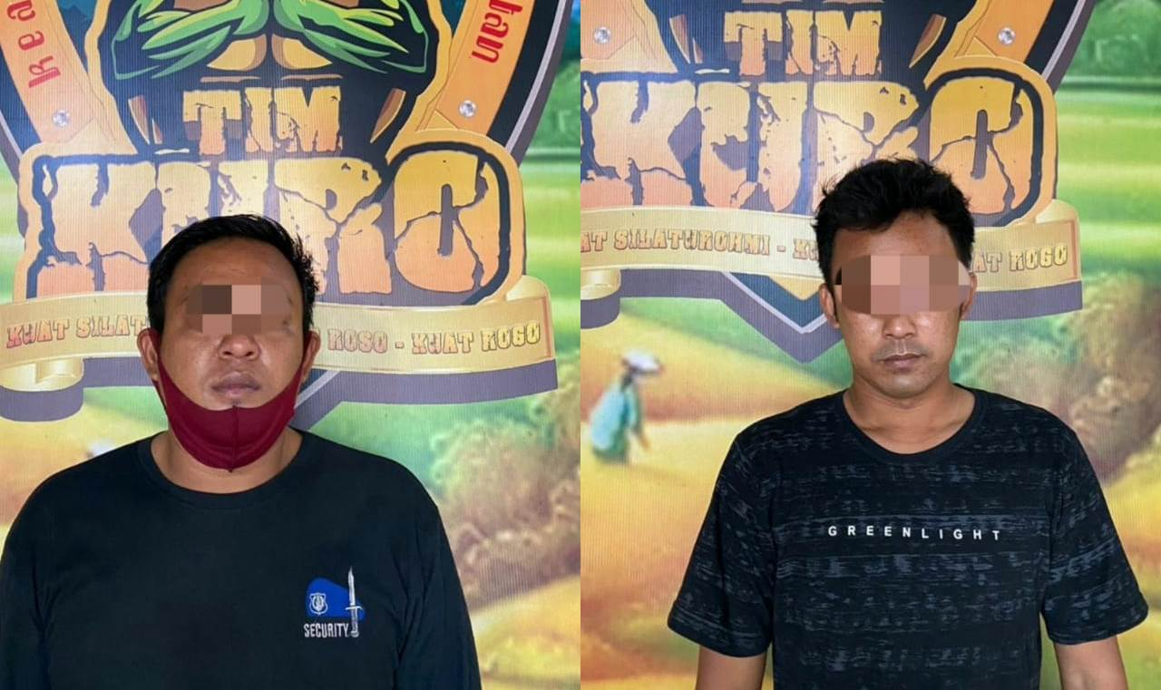 2 Pemuda Klakah Lumajang Kedapatan Simpan Sabu Untuk Pesta