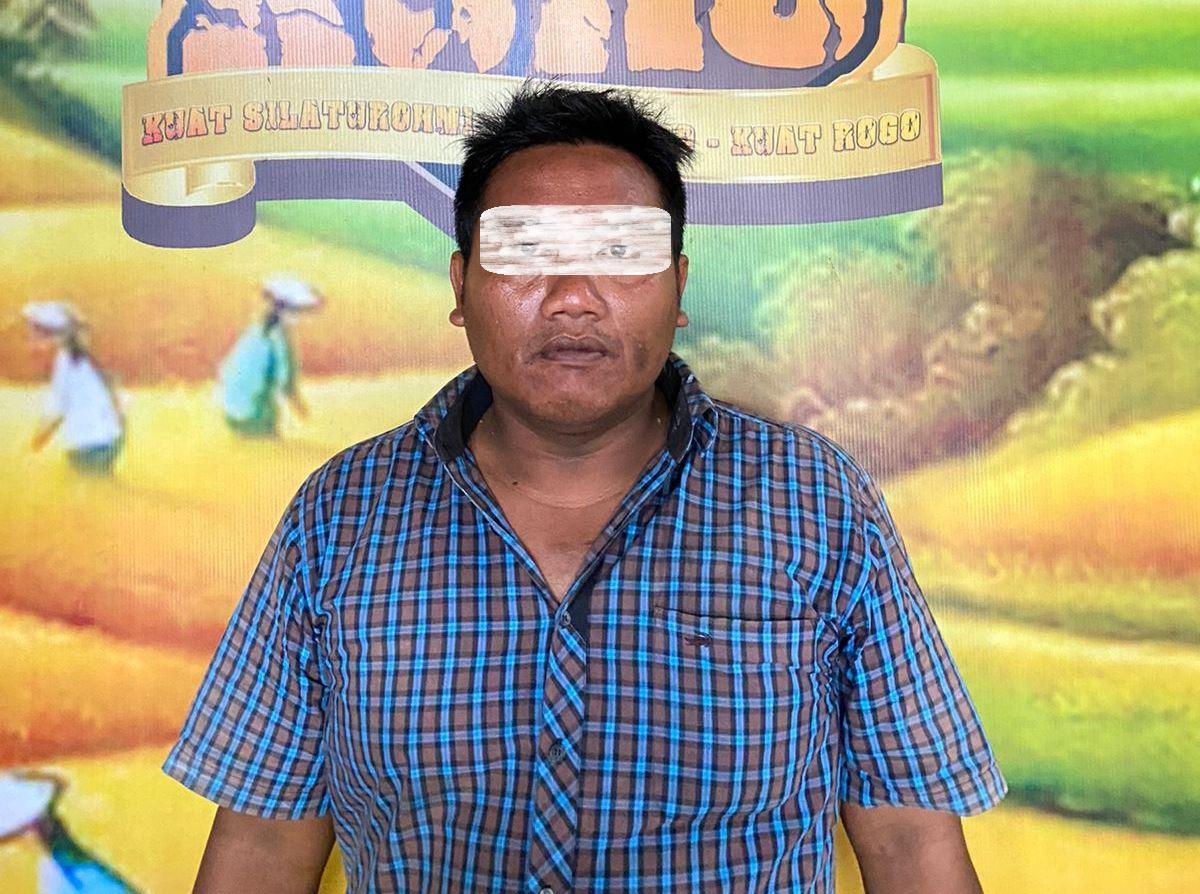 Warga Bangkalan Edarkan Sabu di Lumajang Tertangkap Polisi