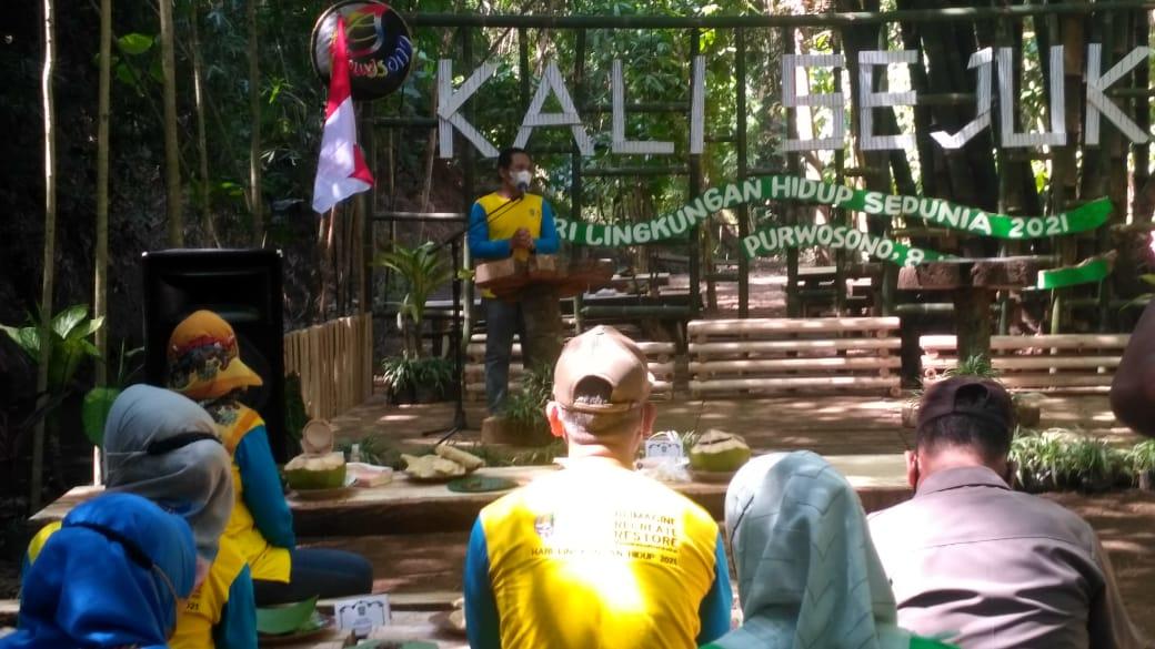 Bupati Lumajang Launching Kali Sejuk Obyek Wisata Alam Desa