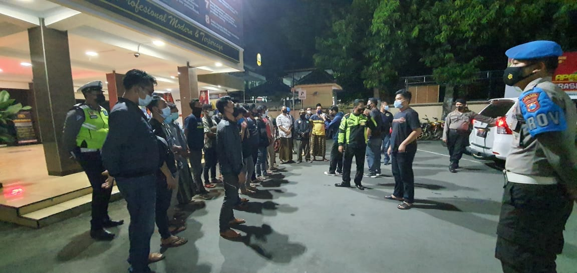 Polisi Panggil Pemilik Soud System Picu Kerumunan di JLS Lumajang