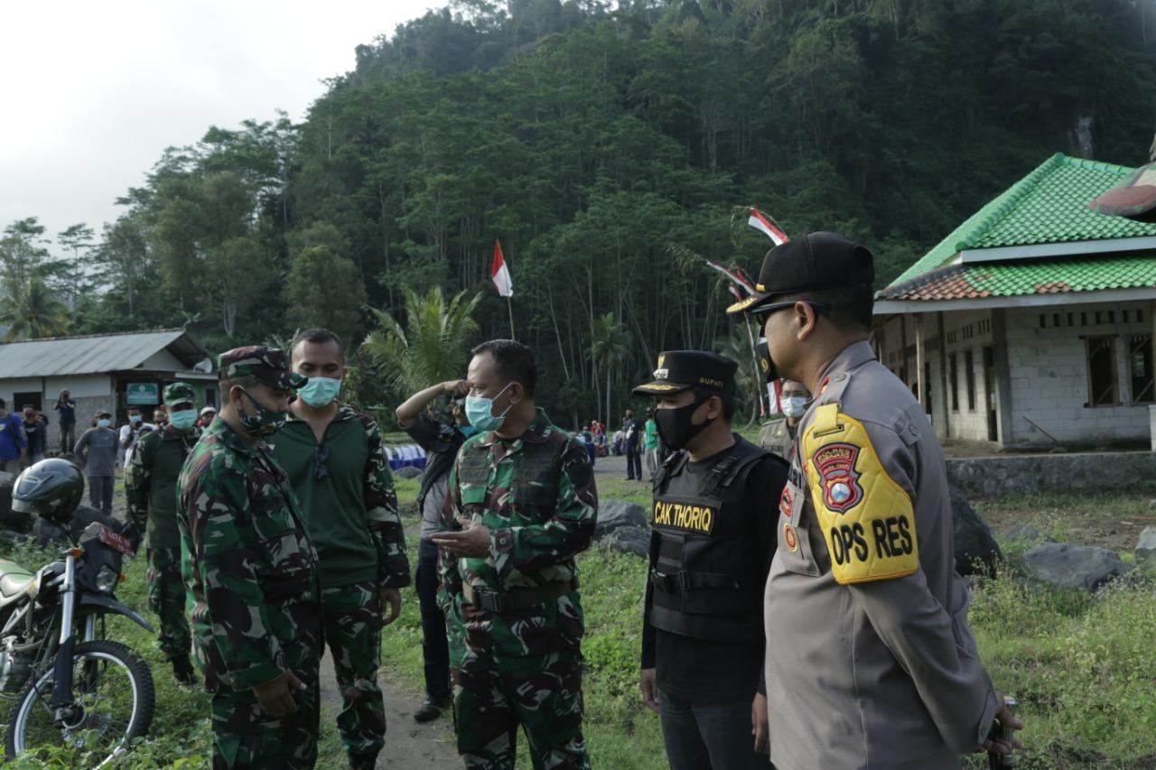 Cak Thoriq Serius Kembangkan Millitery Tourism di Pandanwangi Lumajang