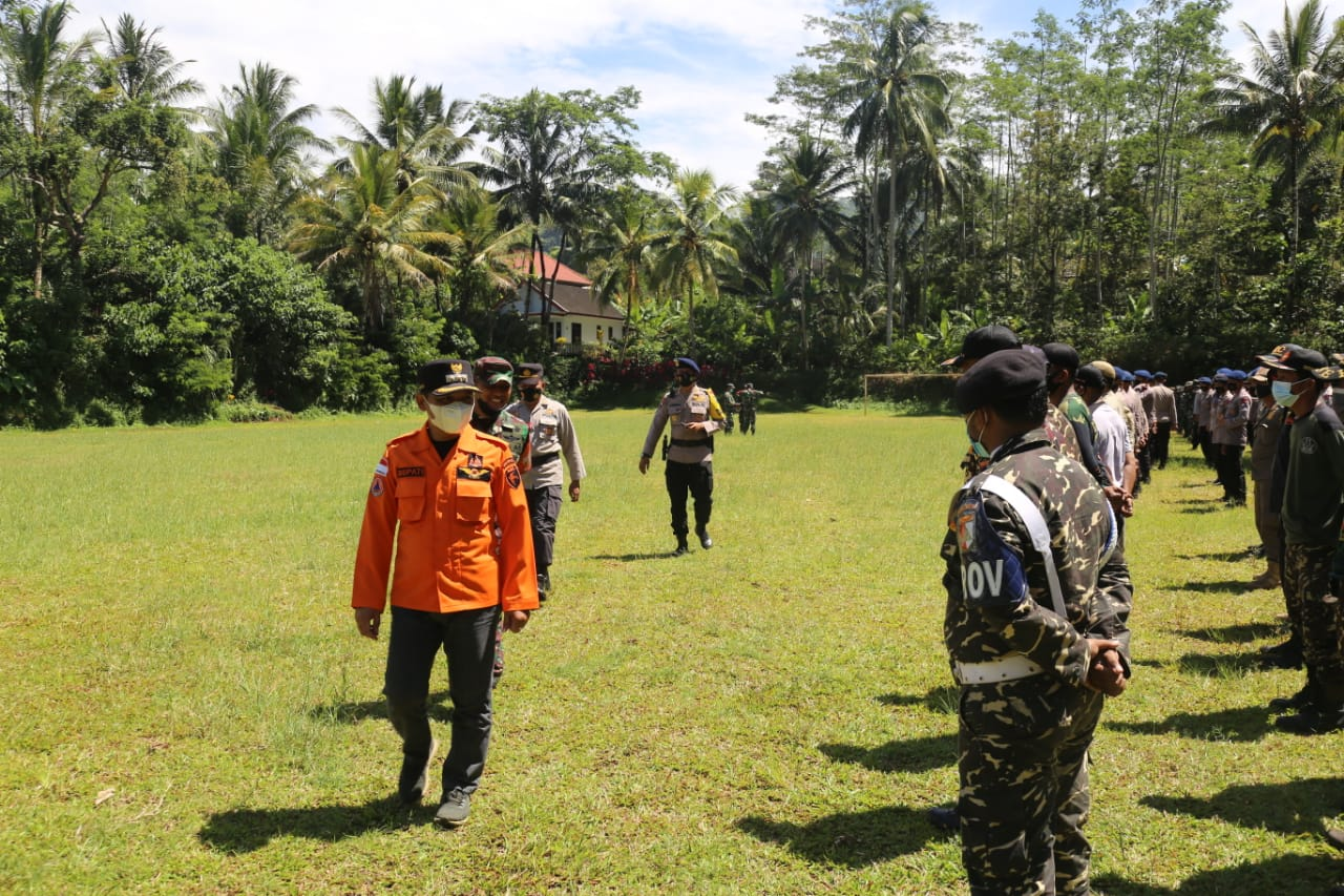 Bupati Lumajang Terjunkan Tim Tanggap Bencana Gabungan ke Tempursari