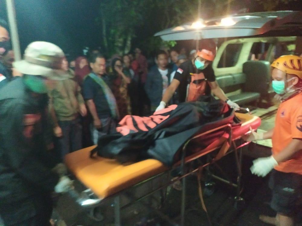 Bocah Tenggelam di Sungai Bondoyudo  Lumajang Ditemukan Kerabatnya