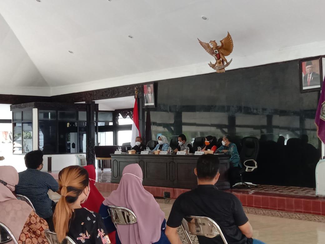 Wakil Bupati Lumajang Soroti Banyaknya Pengaduan Bansos di E-Warung
