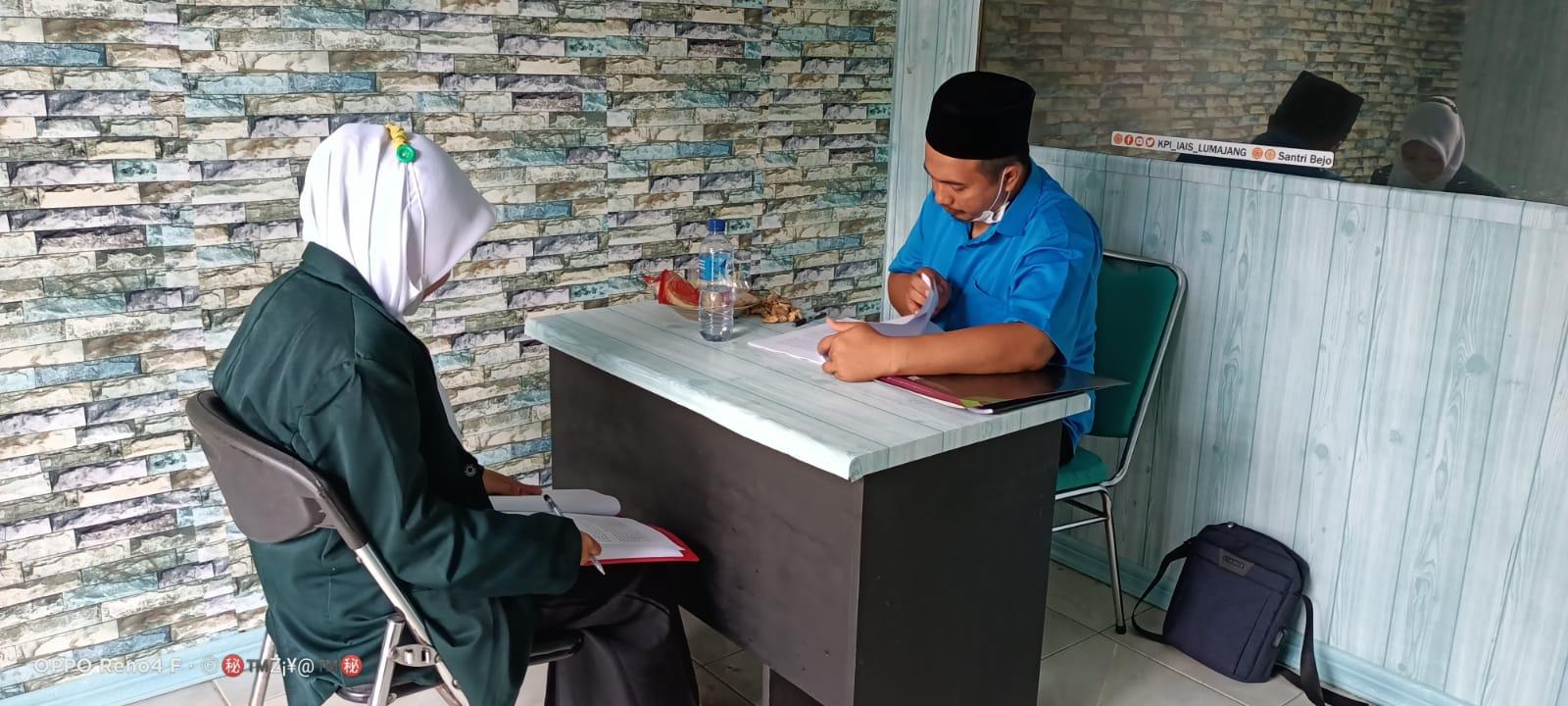 Fakultas Dakwah IAI Syarifuddi Ujian Proposal Skripsi Terapkan Prokes