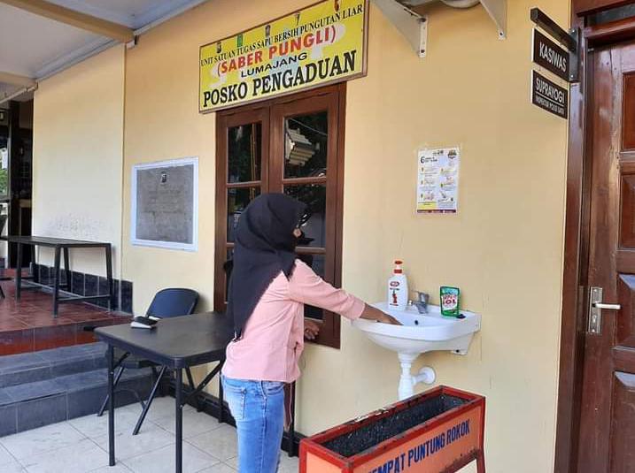 Seorang Pelanggan Salon JJ Gagal Jengguk Sang Owner di Polres Lumajang