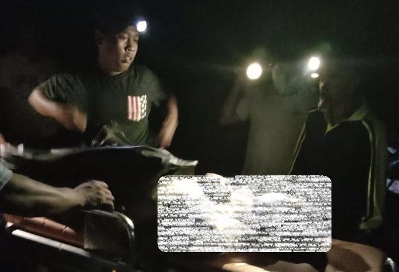 Warga Siluman Tewas Tenggelam di Rowopandan Lumajang