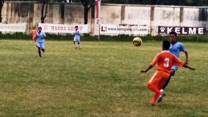 Kerangka Tim PSIL Hajar Rajawali 4-0