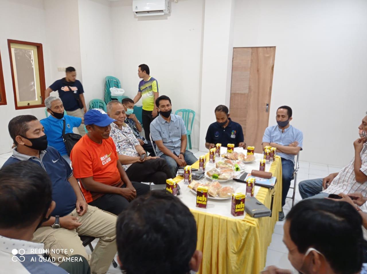 Veneu BMX PORPROV 2022 di Lumajang Segera Dibangun di Selokambang