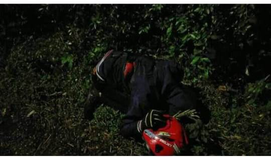 Polisi : Mayat Bersimbah Darah di Jalan Ranuyoso Diduga Korban Begal