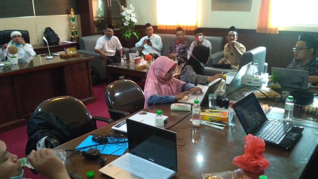 FDKI IAI Syarifuddin Lumajang Segera Akreditasi Perdana Jadi Terbaik