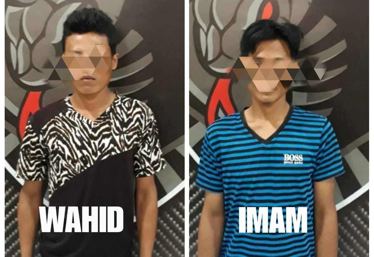 2 Pemuda Kedungjajang Ditangkap Tim Cobra Ketahuan Produksi Mercon