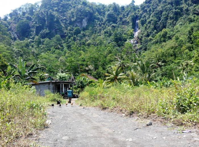 Air Terjun Tiga Bidadari Destinasi Wisata Tempursari Yang Menawan