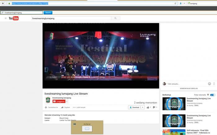 Festival Musik Danglung di Live Steraming Via You Tube Sekarang, Ini Linknya