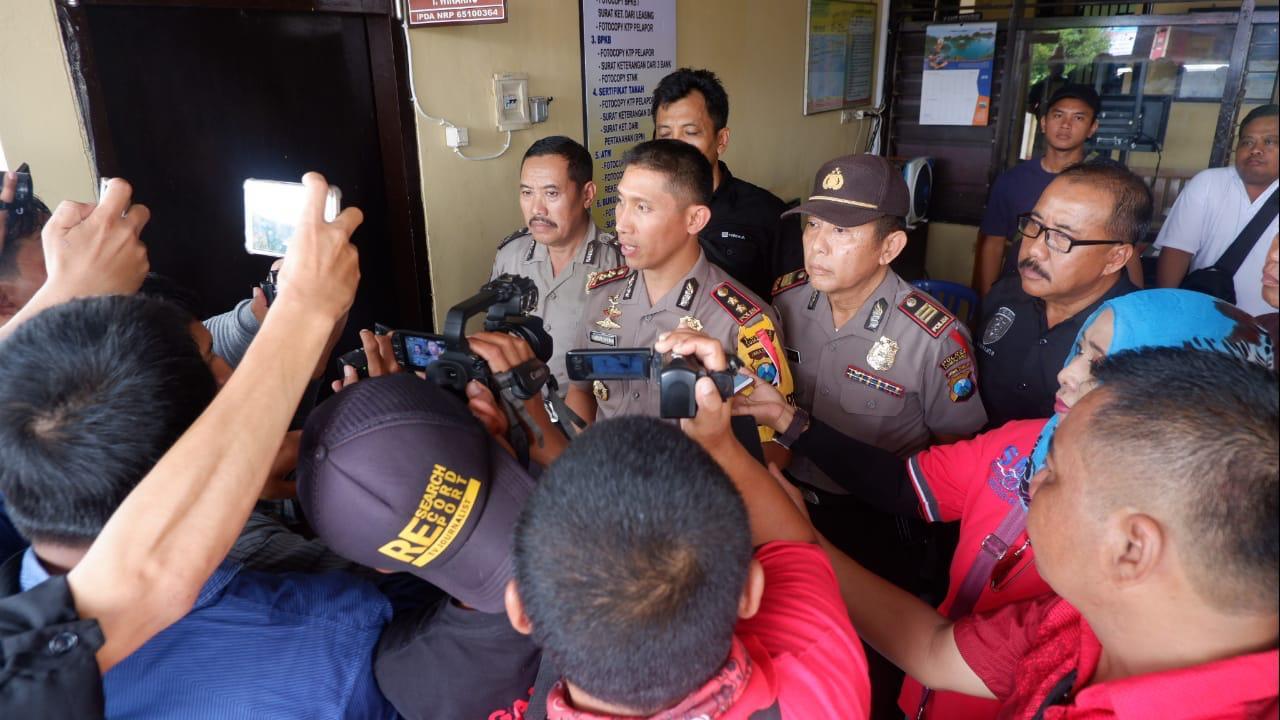 Kapolres Lumajang Pilih Restorative Justice Kasus Drama Buang Bayi Pasirian