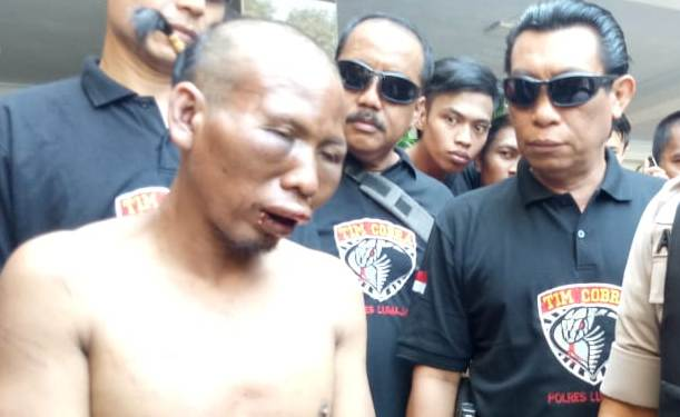Polisi  : Pelaku Pencuri HP di Batalyon 527 Diduga Komplotan Penjahat Antar Kota