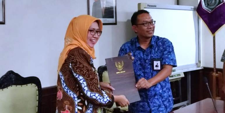 Wujudkan Lumajang Smart City Pemkab Teken MOU Bareng Telkom Indonesia