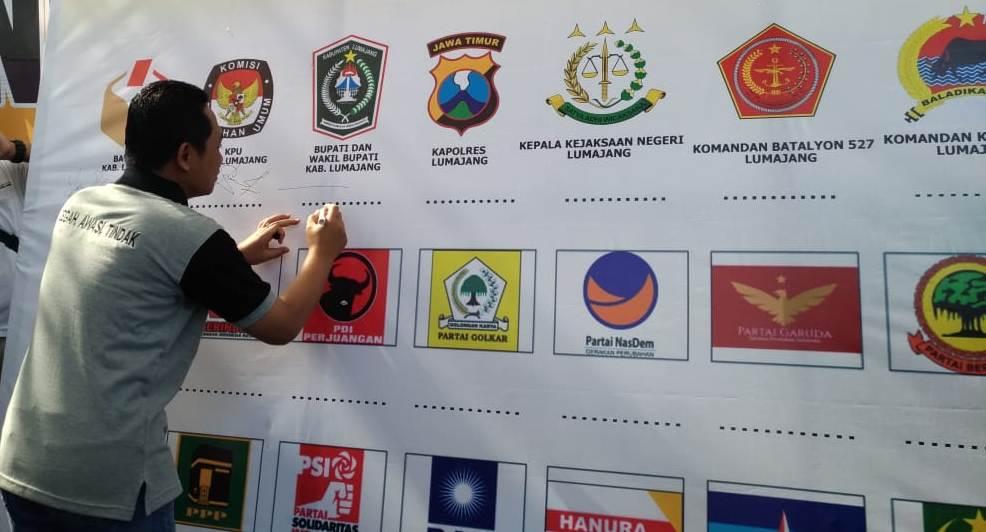 Cak Thoriq : Tolak Money Politic Demi Pemilu Bersih