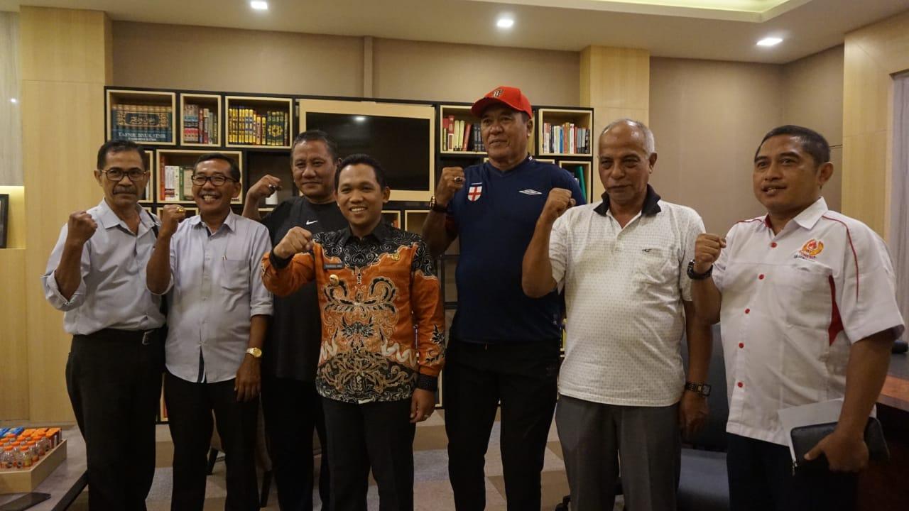 Cak Thoriq Bangga Lumajang Ditunjuk Tuan Rumah PORPROV 2021