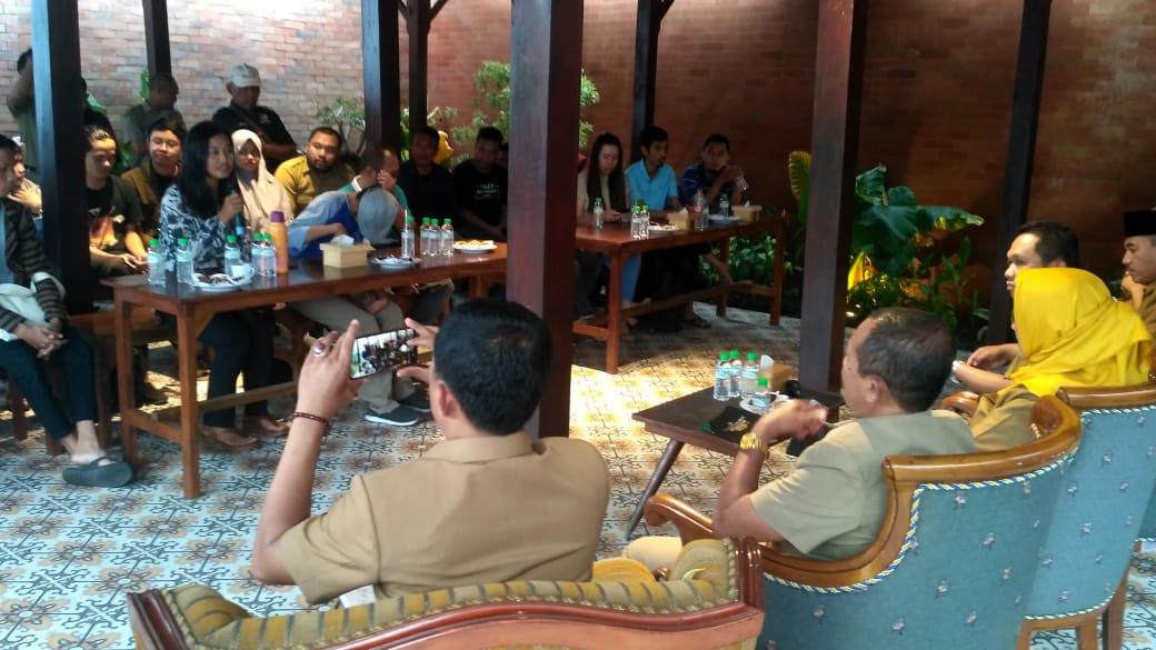 Cak Thoriq Ajak Komunitas Lumajang Terlibat di Kalender 32 Event