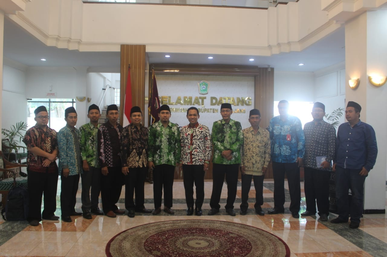 Cak Thoriq Gandeng IAI Syarifuudin Untuk Angkat IPM dan Pemberdayaan Masyarakat