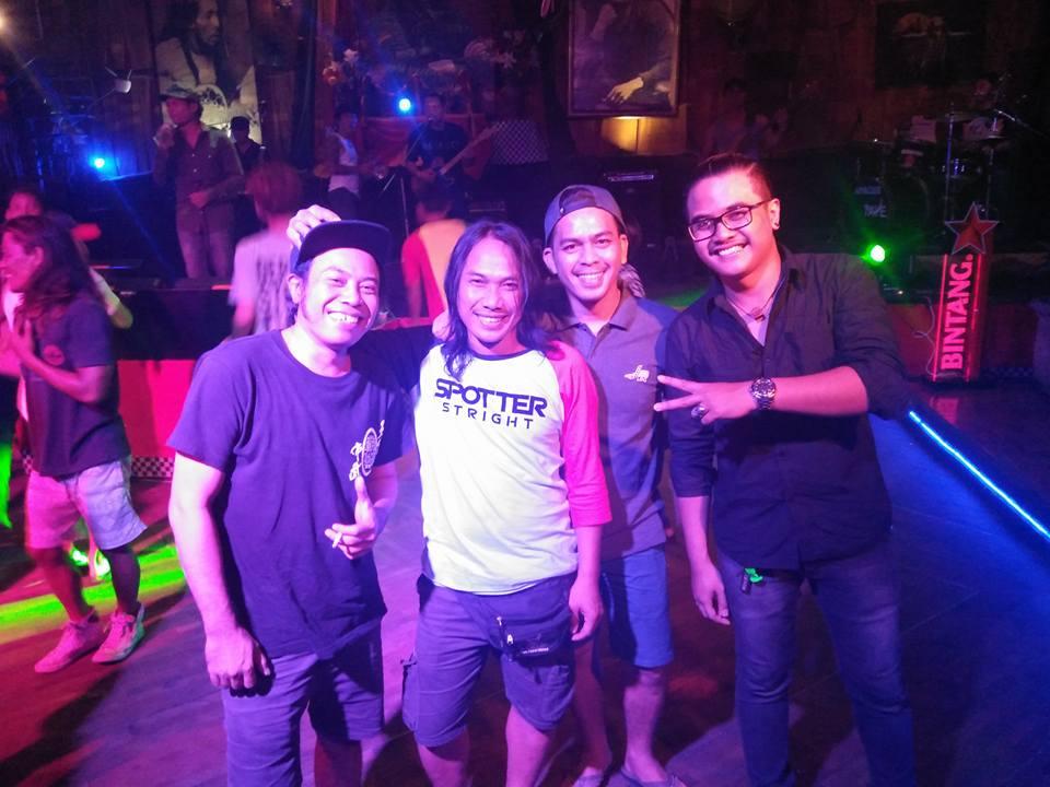 Cungkling Vokalis Hits Lumajang Terasah Bermusik di Bali