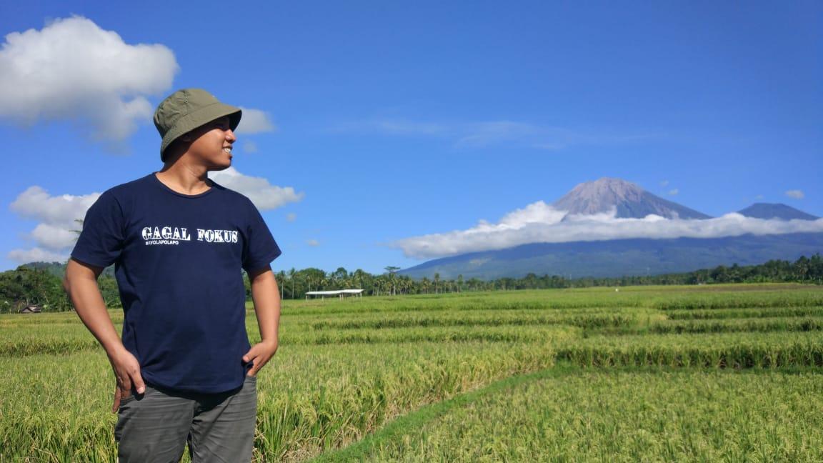 Harry Purwanto  Seorang Jurnalis Menekuni Dunia Blogger