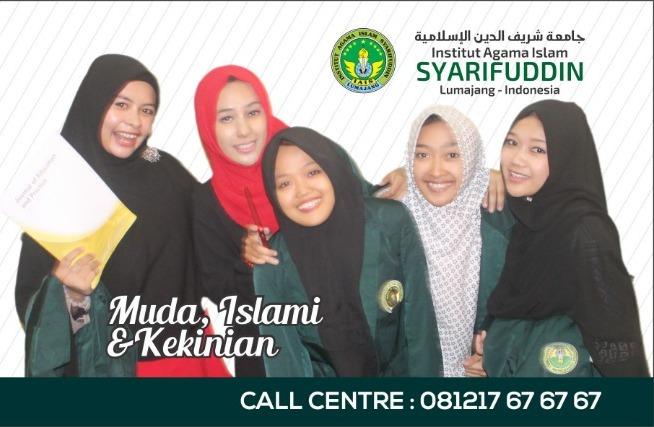 IAI Syarifuddin Lumajang  Buka Penerimaan Mahasiswa Baru 2019