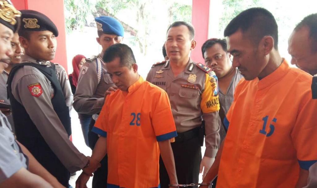 Guru Spiritual dan Bandar Sabu Diringkus Tim Reskoba Polres Lumajang