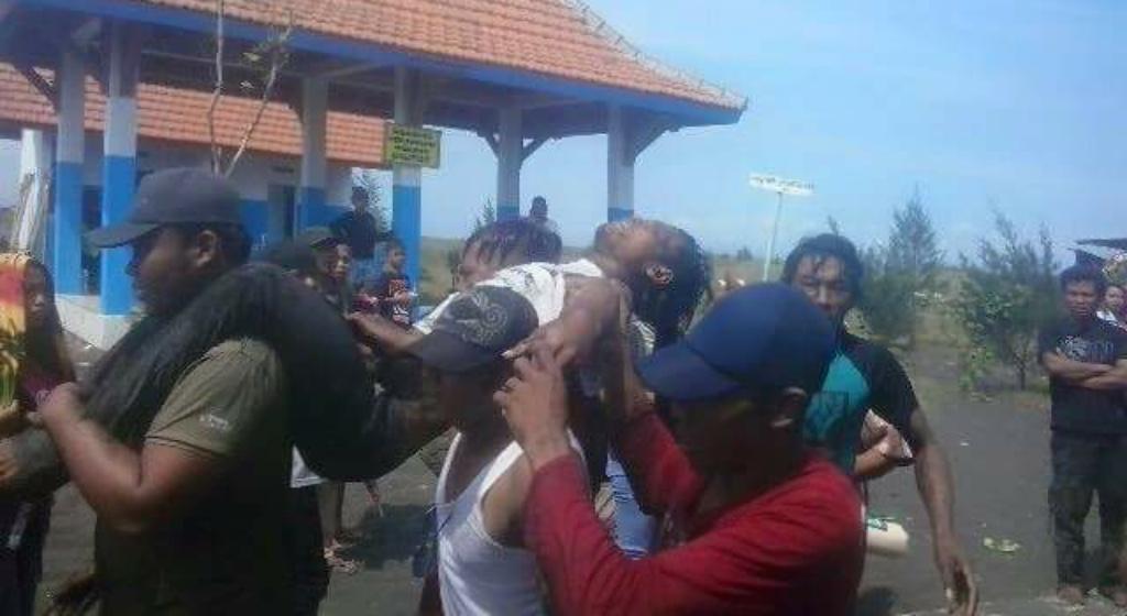 Inilah Nama Para Korban Tewas Terseret Ombak Wisata Pantai Wotgalih