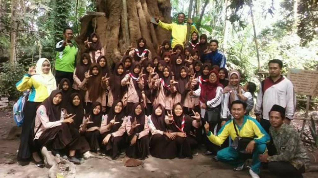 Wisata Edukasi Hutan Betari Durga Kedungmoro Simpan Jenis Pohon Langka