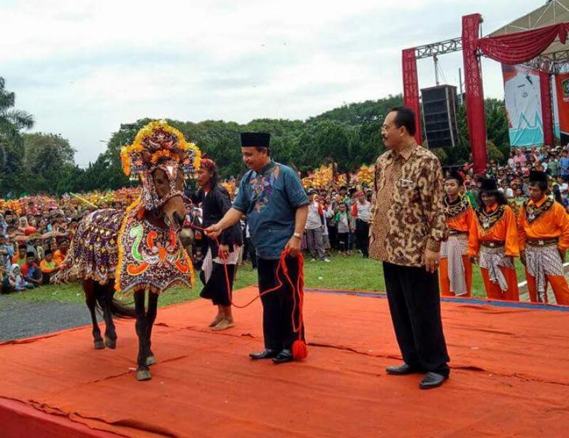 Festival Jharan Kencak, Warisan Budaya Tak Benda Asli Lumajang