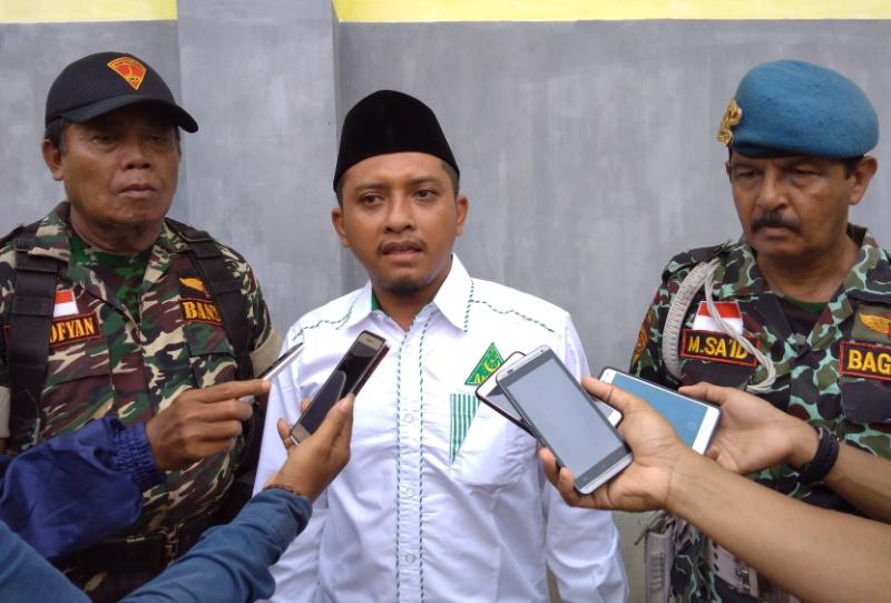 GP Ansor Lumajang Dukung Deklarasi Jas Hijau