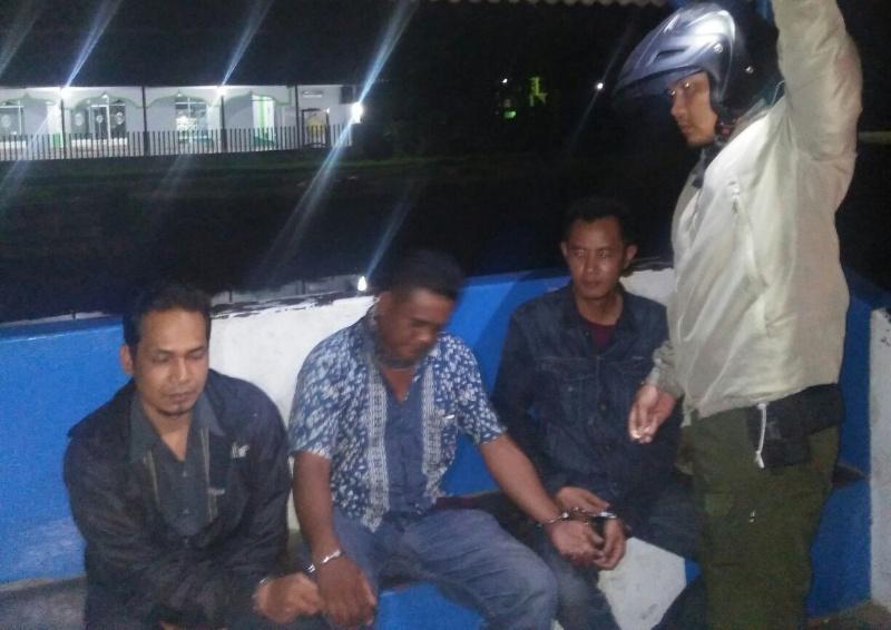 3 Copet Dalam Bus Jurusan Jember-Lumajang Diringkus Polisi