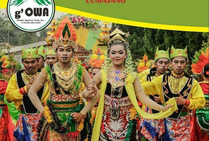 Minggu, Warga Gucialit Gelar Karnaval Budaya dan Fashion dari Barang Bekas