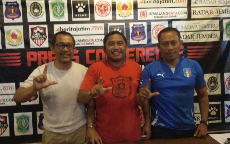 Meriahkan Harjalu 762, Besok, Persela vs Semeru FC di SSL