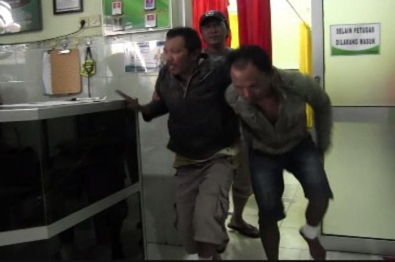 Lawan Petugas, 2 Maling Genset dan Pompa Air Ditembak Polisi