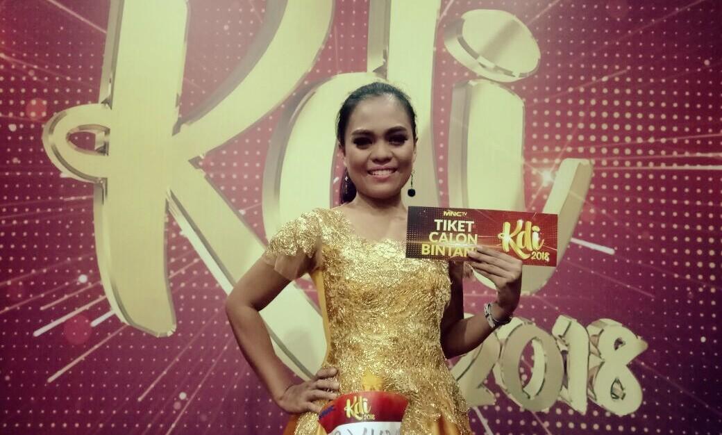 Indah Nada Penyanyi Dangdut Lumajang Bisa Tembus 30 Terbaik KDI