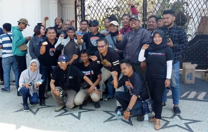Indana : Ikut Liputan Tim Cobra ke Luar Kota Sebuah Pengalaman Tak Terlupakan