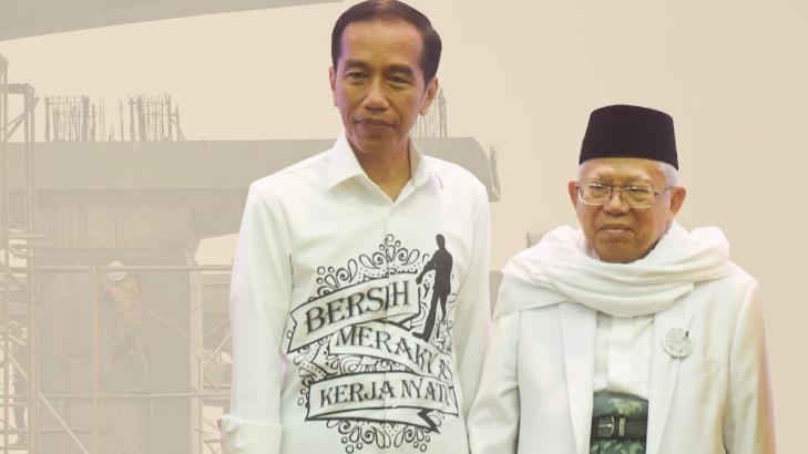 Dok..! KPU Tetapkan Jokowi - Amin Pemenang Pilpres 2019