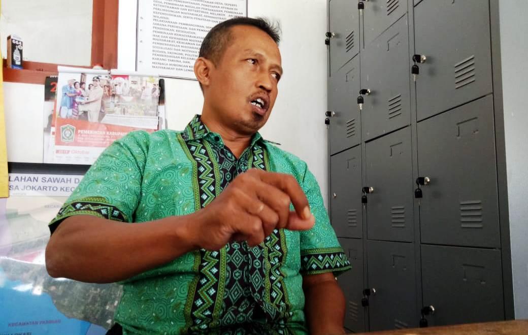 Kades Jokarto Akan Kembangkan Sumber Takir Jadi Obyek Wisata Lumajang