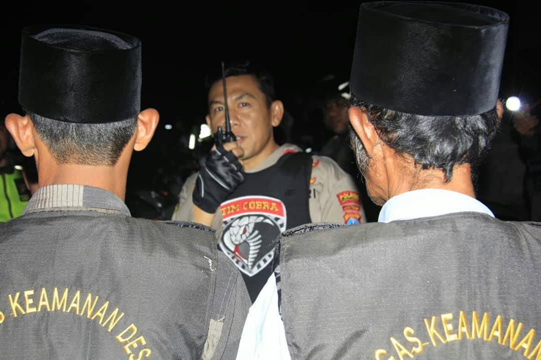 Polres Lumajang Gencarkan Patroli jelang Pilkades Serentak