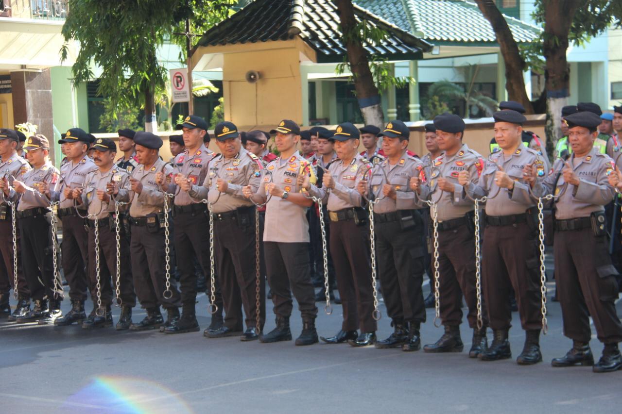 Kapolres Lumajang Ajak 21 Kapolsek Bentuk Komunitas Rantai Sapi