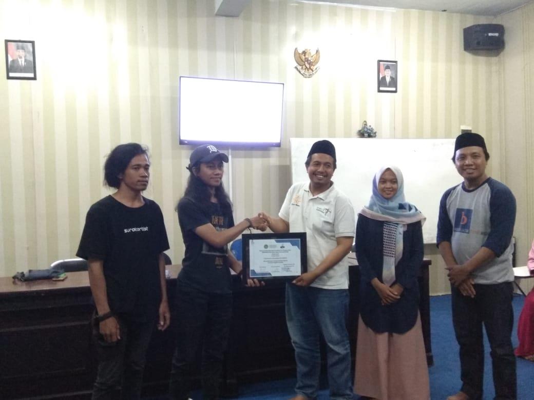 Kaprodi KPI IAIS : Belajar Foto Jurnalistik Bagi Mahasiswa itu Penting