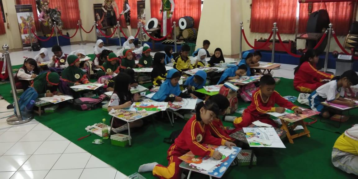 Ada Lomba Desain Batik dan Pagelaran Wayang Hari Jadi Museum Lumajang ke 3